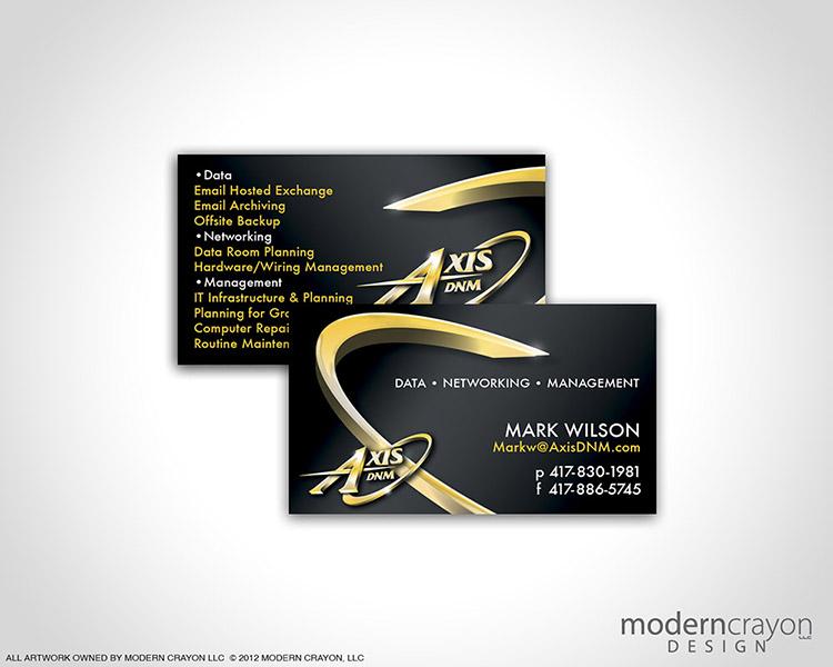 Axis dnm mark wilson business cards modern crayon axis reheart Choice Image