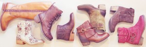 Plaza Shoe Store - 2014 Fall Boots