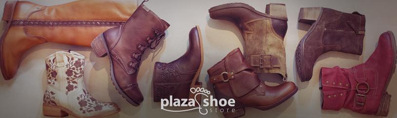 Plaza Shoe Store - Fall 2014 Boot Billboard