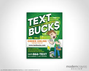 modern-crayon-textbucks-flyer